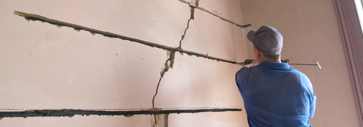 Asset Rehab Services Structural Crack Stitching