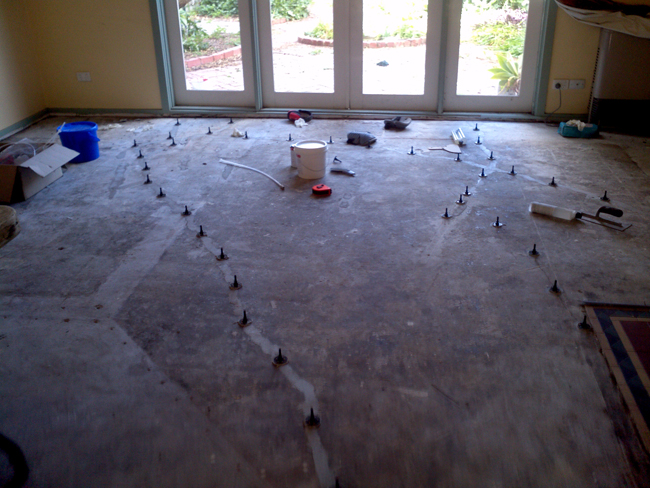 Cracked Concrete Slab Asset Rehab Services Solutions For