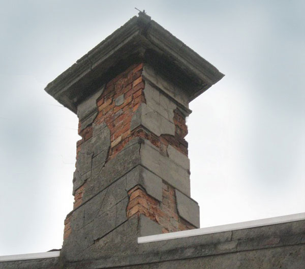 Historic Chimney Repair