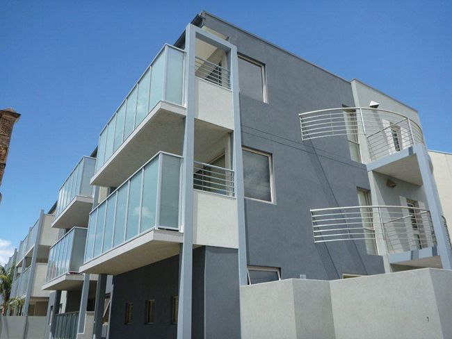 Apartment Balconies Waterproof
