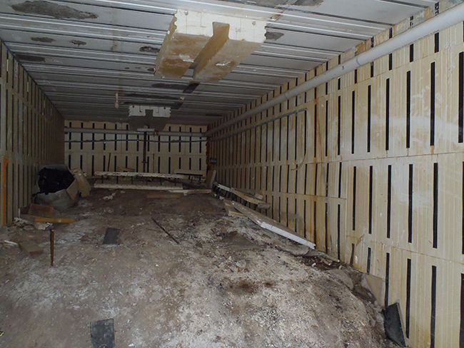 Leaking Residential Basement Asset Rehab Services