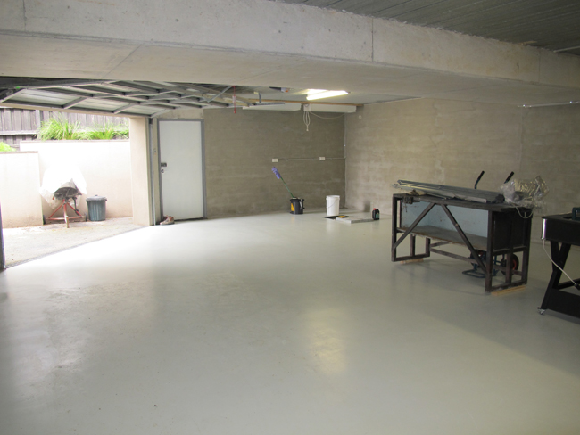 Underground Garage Waterproofing
