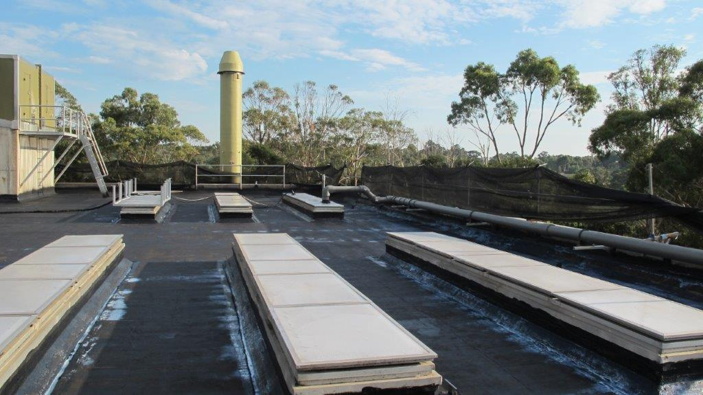 South East Water – Plant Roof Waterproof