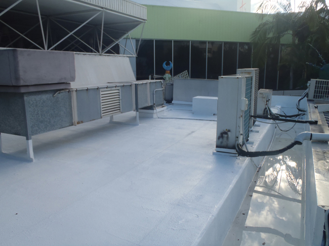 Roof Reseal & Thermal Retention