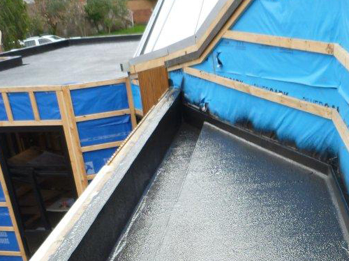 New Build House Waterproof Asset Rehab Services